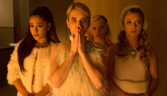 Scream Queens Premiere