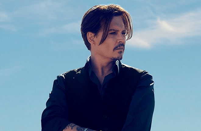 The Angstiest Moments From Johnny Depp's Emo Dior Film