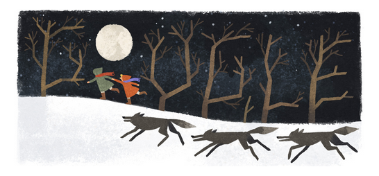 Author Joan Aiken's 91st Birthday Doodled by Google