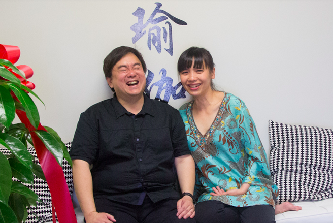 Meet the Husband-Wife Duo Behind Dim Sum Warriors, TalkingCock.com, and More