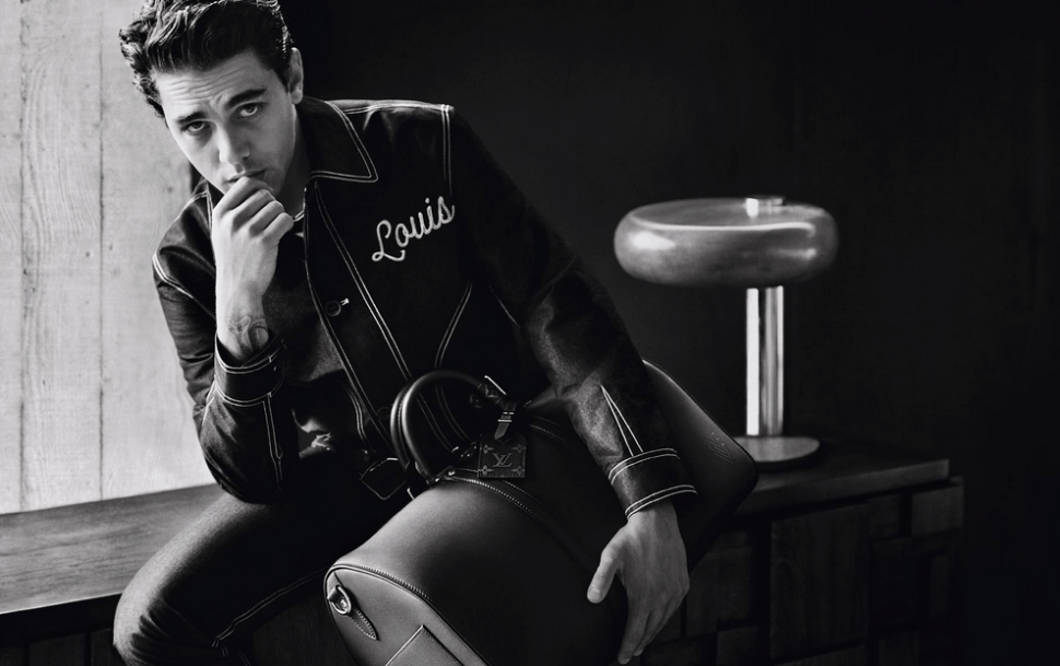 Which Dapper Dude Is the New Face of Louis Vuitton?