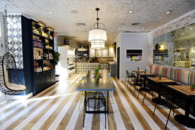 NYFW's Top 10 Healthy Eating Spots
