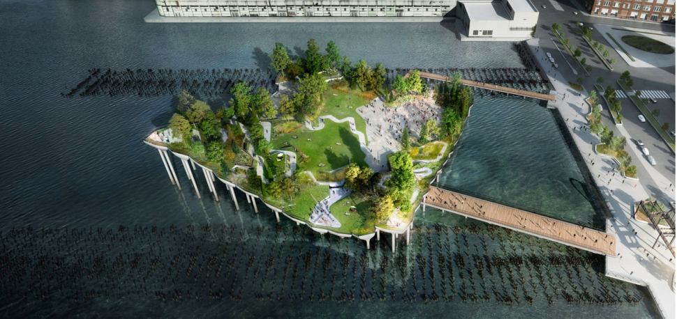 The Case Against a 'Billionaire's Island' in the Hudson