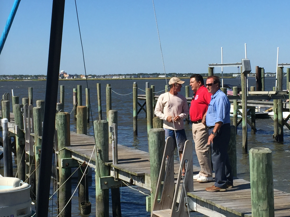 Fiocchi and Sauro Tour LD1 Marinas and Gauge Business Owners' Needs