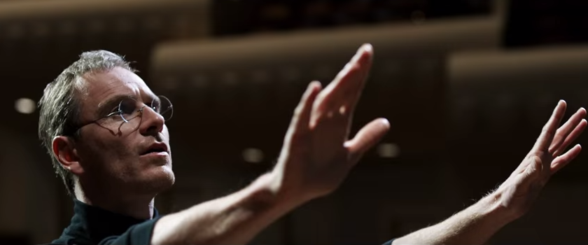 Watch the Newest Trailer for the Upcoming Steve Jobs Film