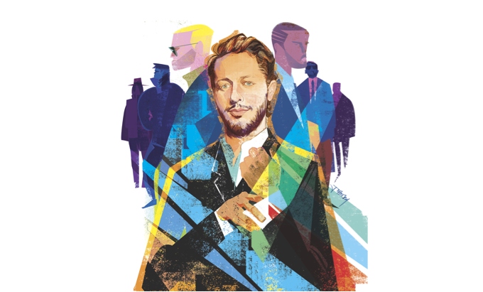 Forget the Party Boy: Derek Blasberg Has a New Business Model