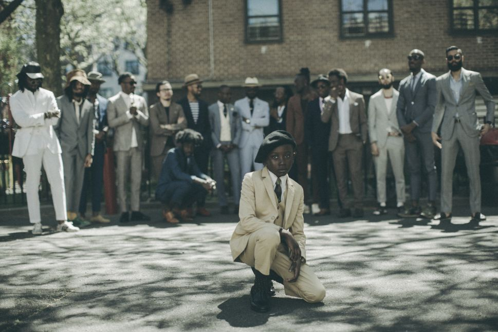 Street Etiquette: The Black Body as Artistic Expression