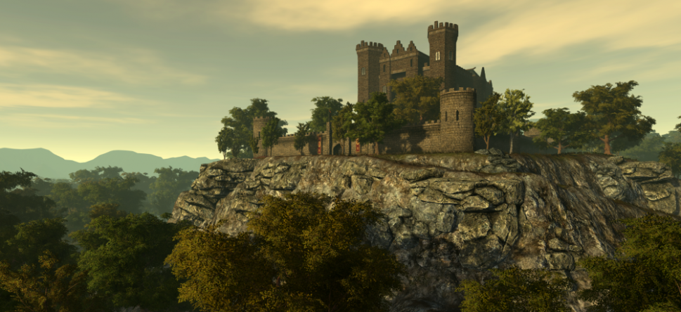 Richard Garriott's 'Shroud of the Avatar' Puts Storylines in a Sandbox Videogame