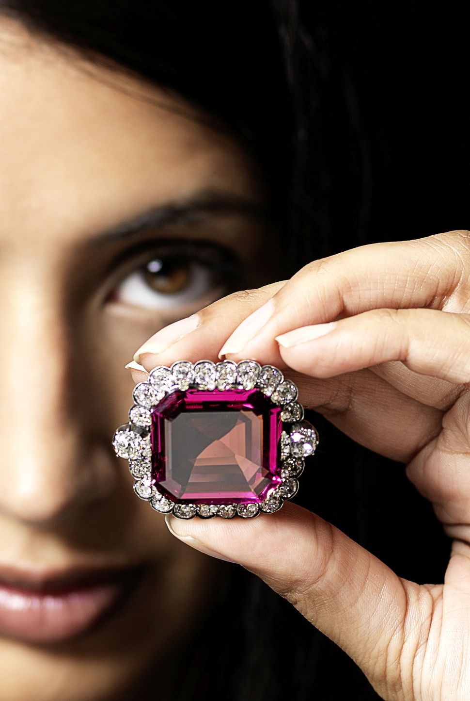 A Historic Arcane Red Gem Makes Auction History