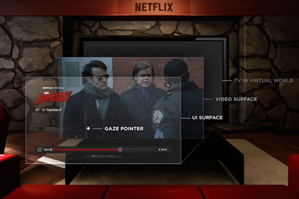 A Little Too 'Black Mirror,' Dontcha Think? Virtual Reality Coming to Netflix, Hulu
