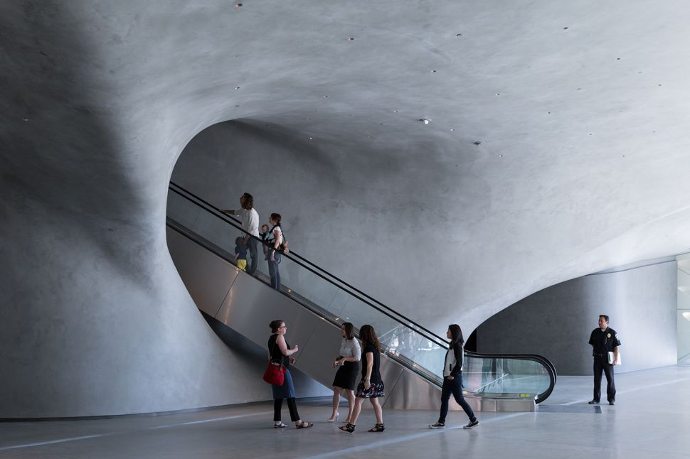 The Soul of the New Broad Museum
