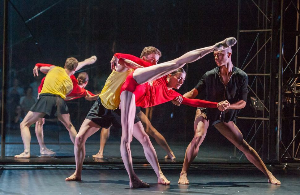 Smoke, Mirrors and Dance—But Why? 'Tree of Codes' an Empty Slog