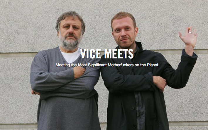"""I'm Loving """"VICE Meets,"""" Conversations With Great Cultural Innovators"""