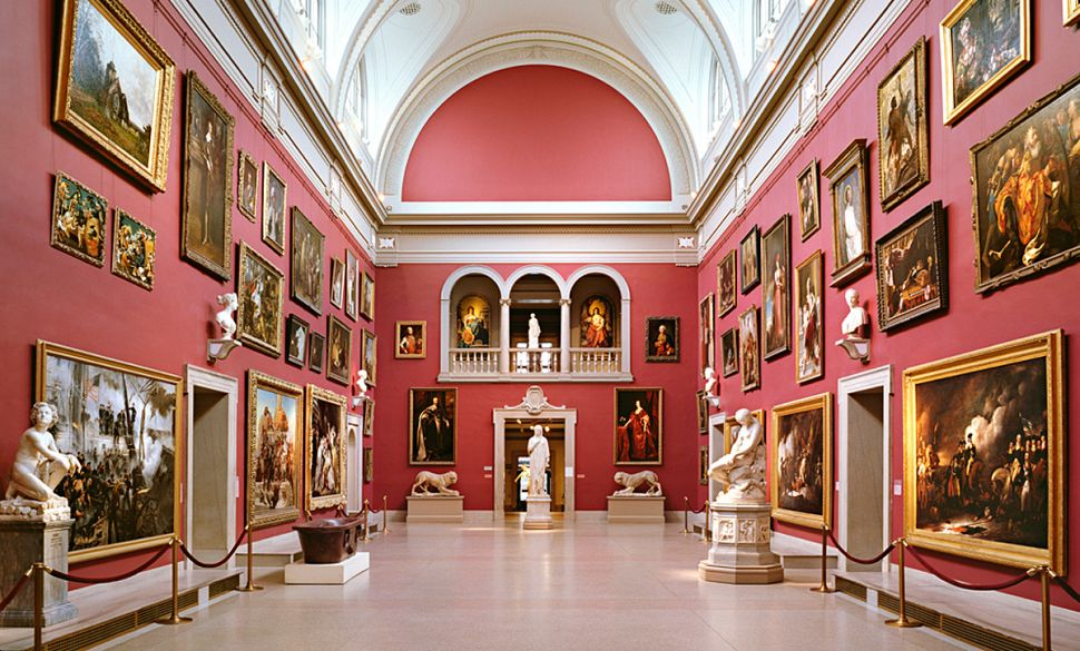 Wadsworth Atheneum Re-opens Tomorrow After 8-Year Reno