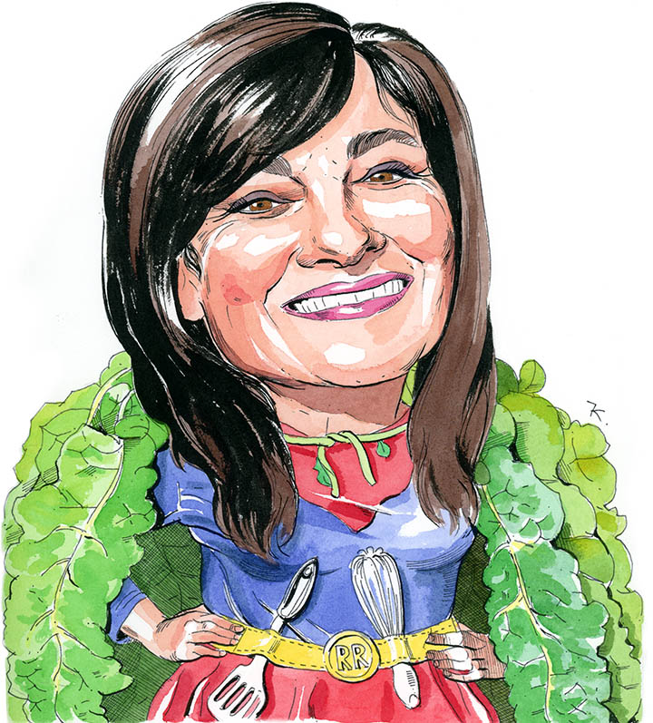 Ruth Reichl Talks Sex, Comfort Food and the American Hatred of Kale