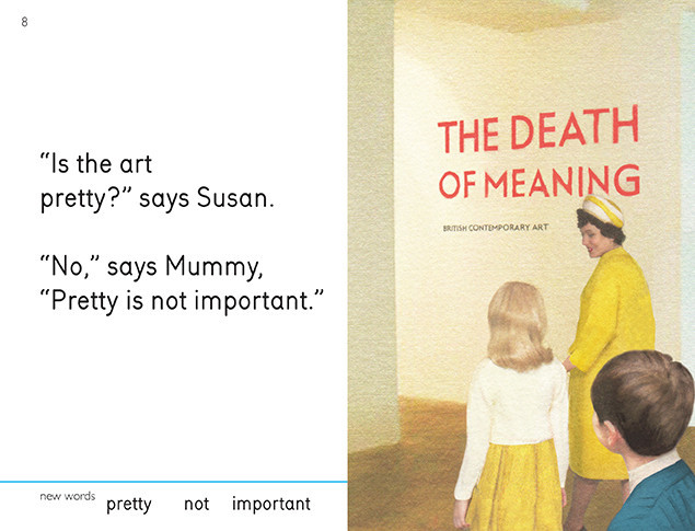 'We Go to the Gallery,' Art World Satire Picture Book, to Be Released Stateside