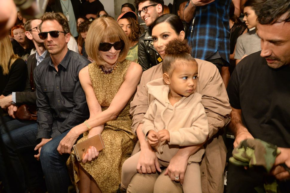 Inside Kanye West's Second New York Fashion Week Showing