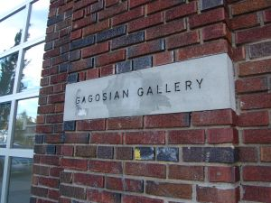 One of many Gagosian Galleries.