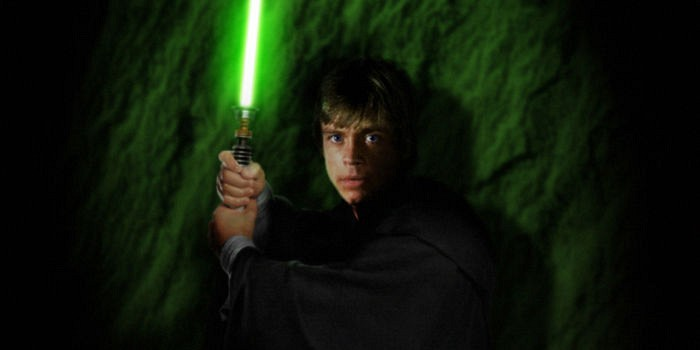 Luke Skywalker, Sith Lord
