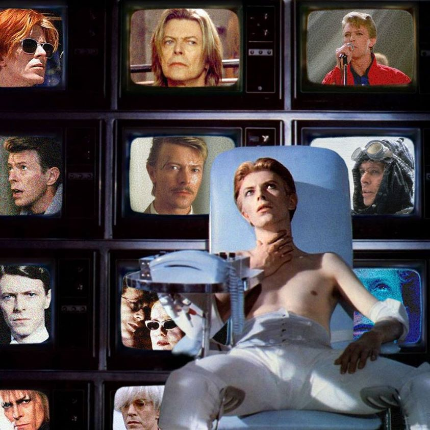 No One Can Reinvent Themselves Better Than David Bowie
