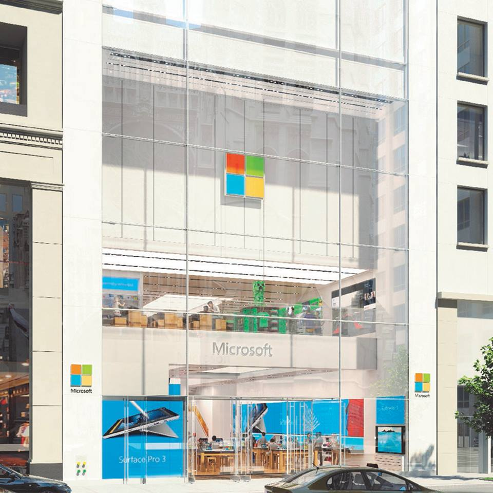 Microsoft to Donate $3 Million to NYC Education Non-Profits at Flagship Opening