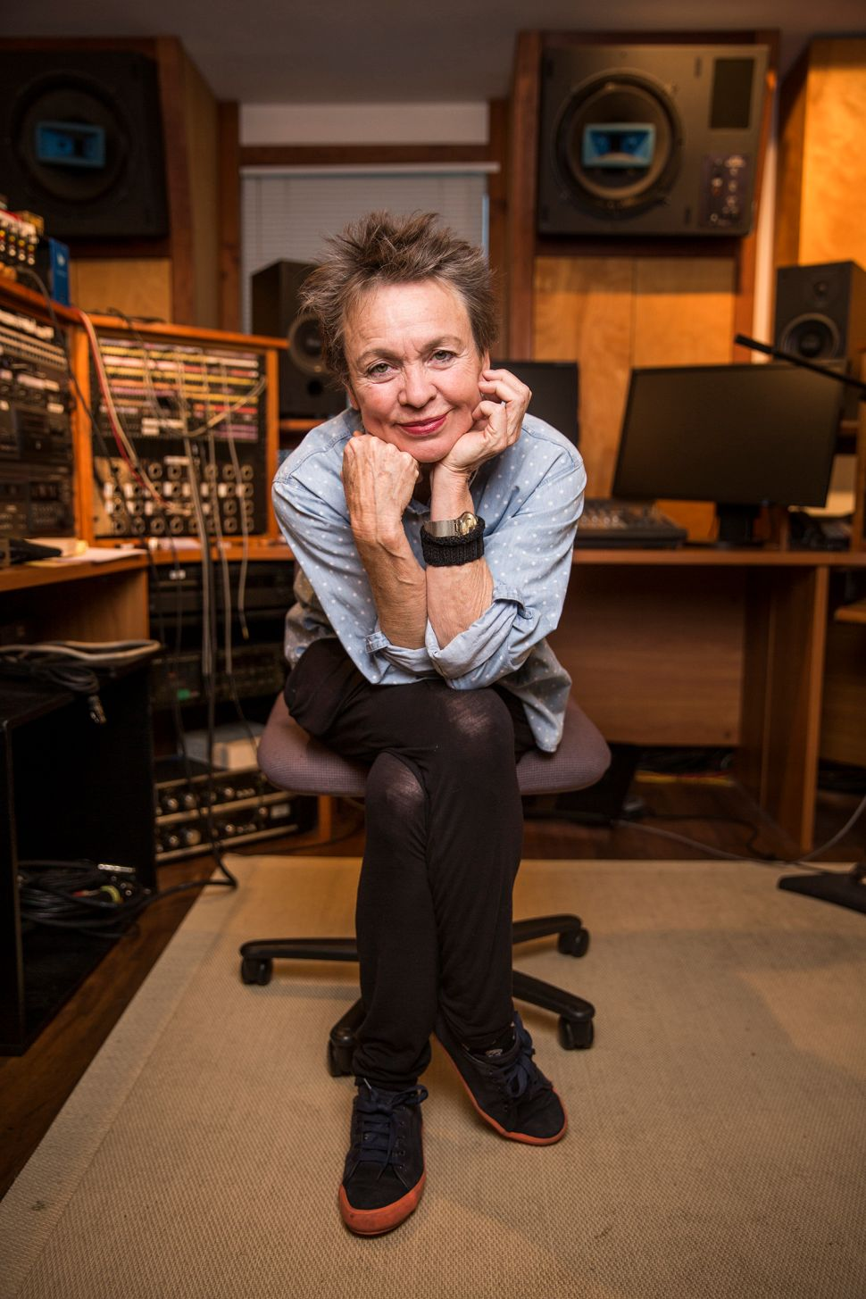 The Fantastical Story of Laurie Anderson and Lolabelle