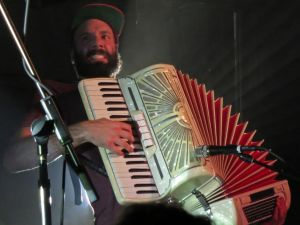 Jack Conte, musician and founder of Patreon, at the Black Cat in Washington. (Photo: Joe Loong, Creative Commons)