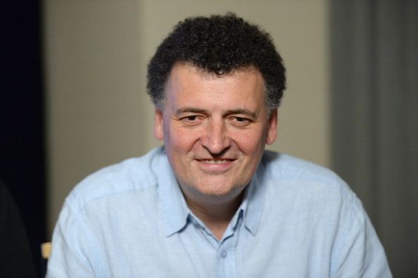 Interview: Steven Moffat Has Next-Leveled 'Doctor Who'
