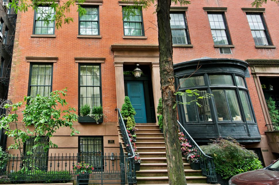 George Soros' Daughter Sells Greenwich Village Townhouse for $20M