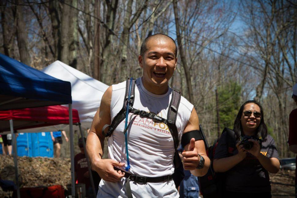How Marathon Running Is Helping One Man Fight His Parkinson's Disease