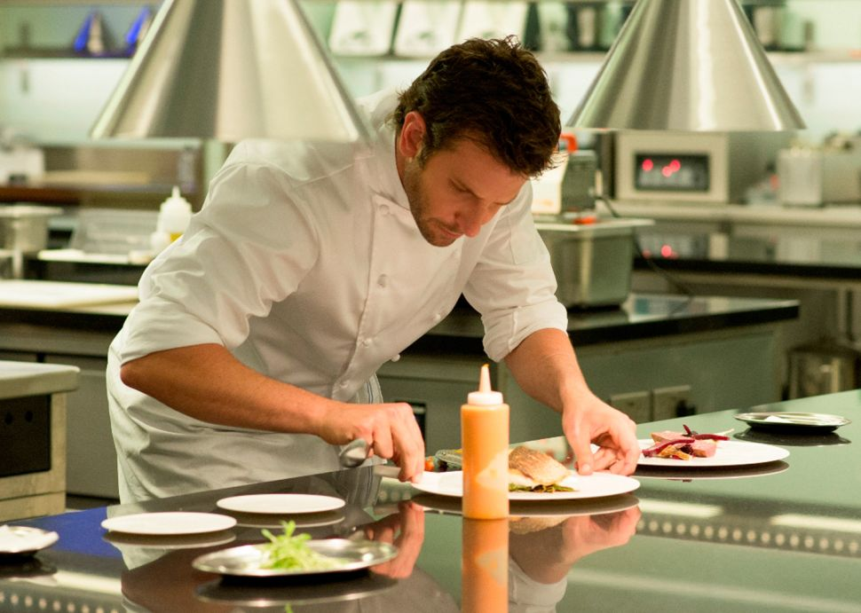 In 'Burnt,' Bradley Cooper Proves There's More Than One Way to Dissect a Pigeon