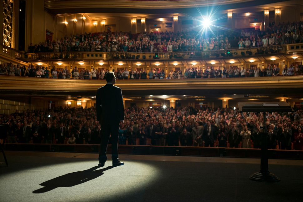 Aaron Sorkin's Empty Jobs Search