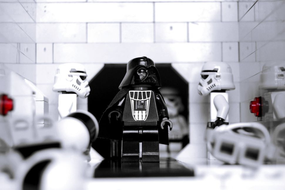 How I Used the Force to Save My Business