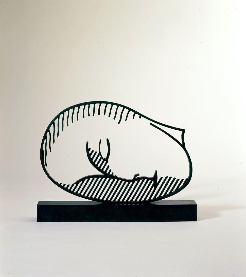 Roy Lichtenstein's Totally Awesome 80s