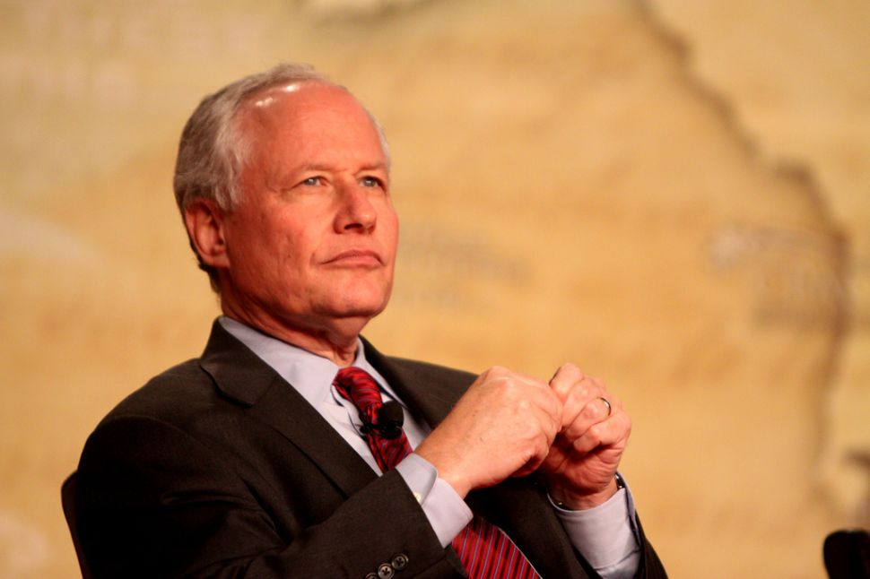 Bill Kristol Tried to Defend the Galactic Empire on Twitter