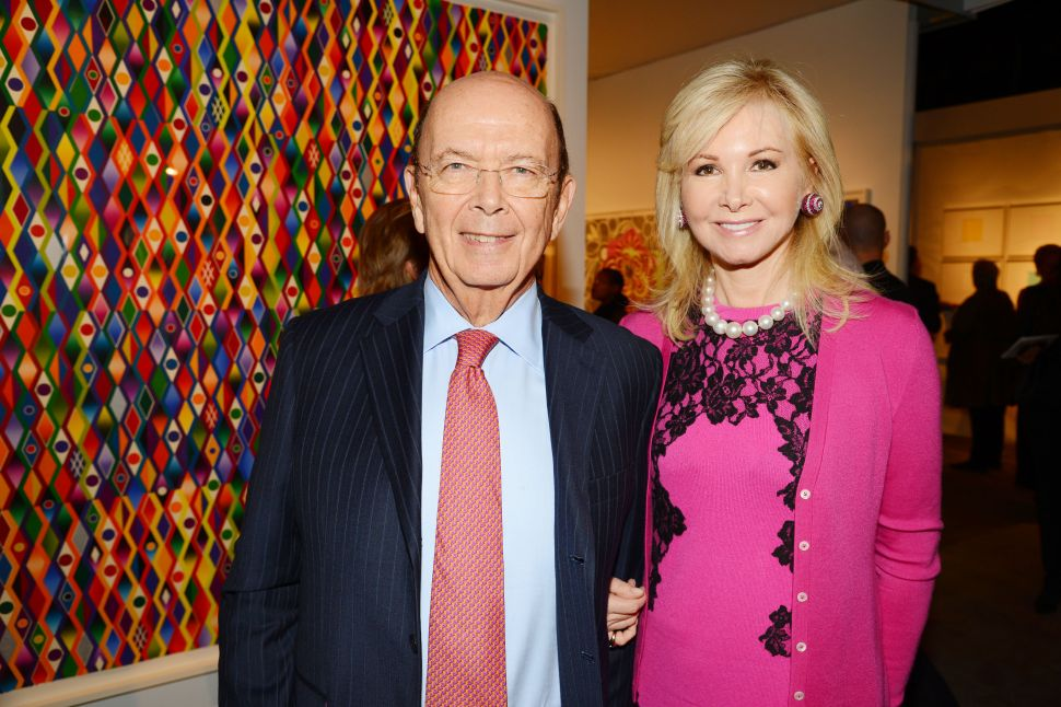 Wilbur Ross, Jr. Lists Historic Penthouse at the Briarcliff for $21M