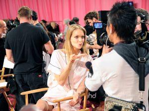 Victoria's Secret model Lindsay Ellingson is bidding adieu to her West Chelsea condo, opting instead for Williamsburg. (Nicholas Hunt/Patrick McMullan)