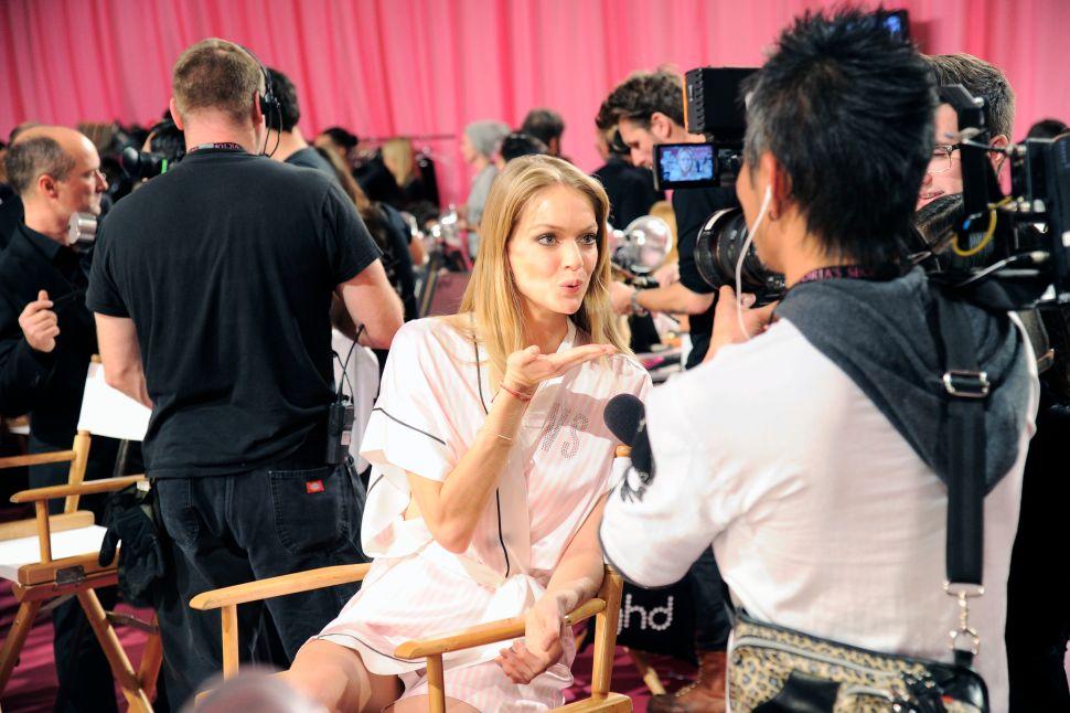 Victoria's Secret Angel Lindsay Ellingson Ditches West Chelsea for Williamsburg