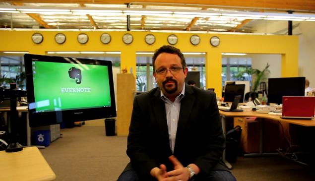 Phil Libin, CEO of Evernote (Photo: Cory M. Grenier/Flickr)