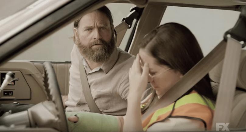 FX President John Landgraf Has No Idea What to Make of Zach Galifianakis' 'Baskets'
