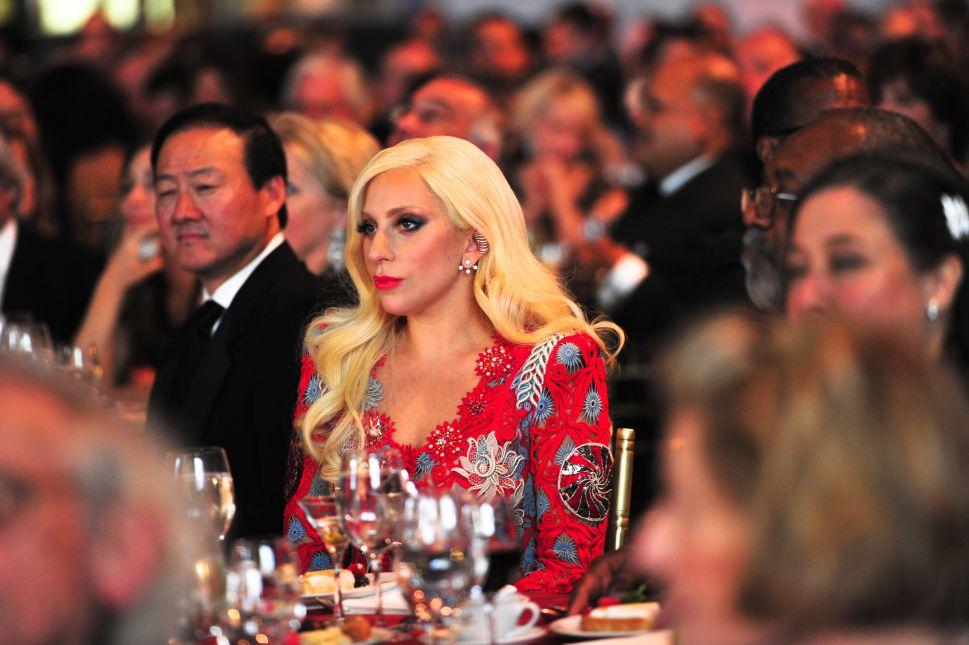 Lady Gaga Won Her Most 'Meaningful' Award Ever Last Night