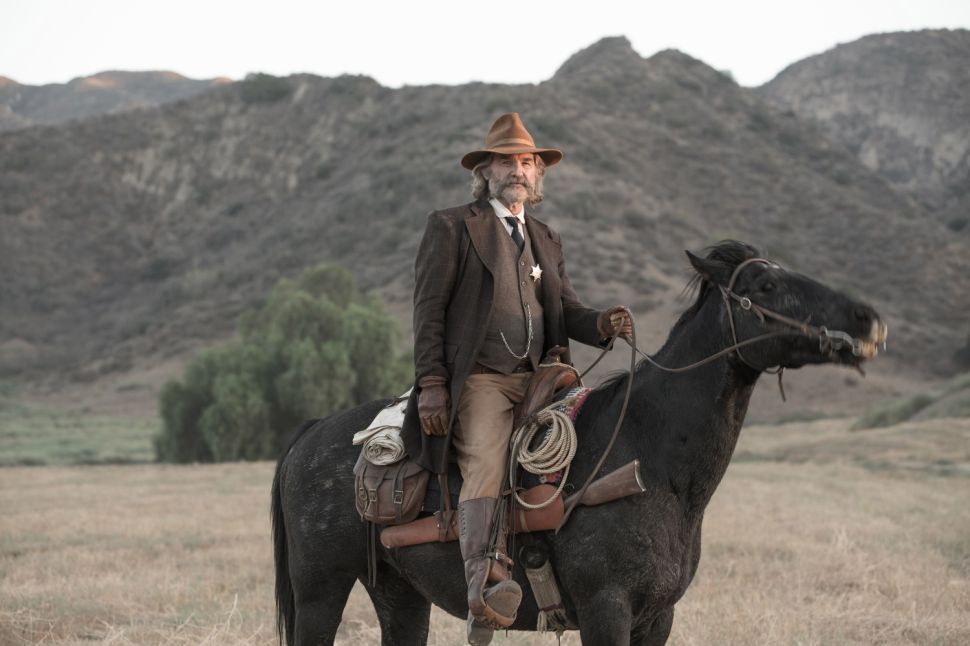 'Bone Tomahawk' Is a Violent Mess of a Western