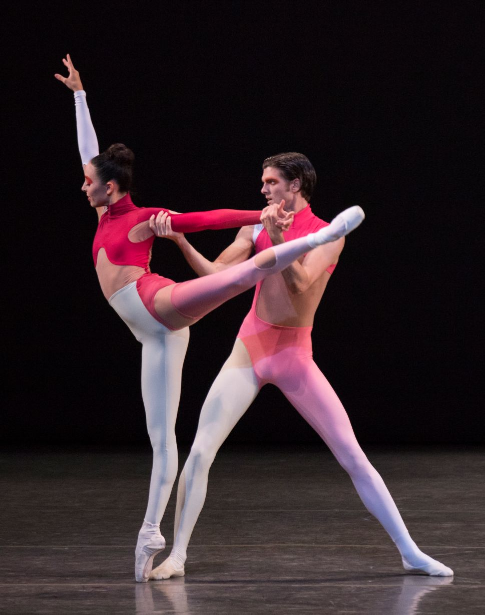 Justin Peck's 'New Blood' the Best of the Bunch at NYCB's 2015 Gala