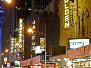The New York Times has agreed to restore production credits to theater reviews. (Photo: Google Commons)