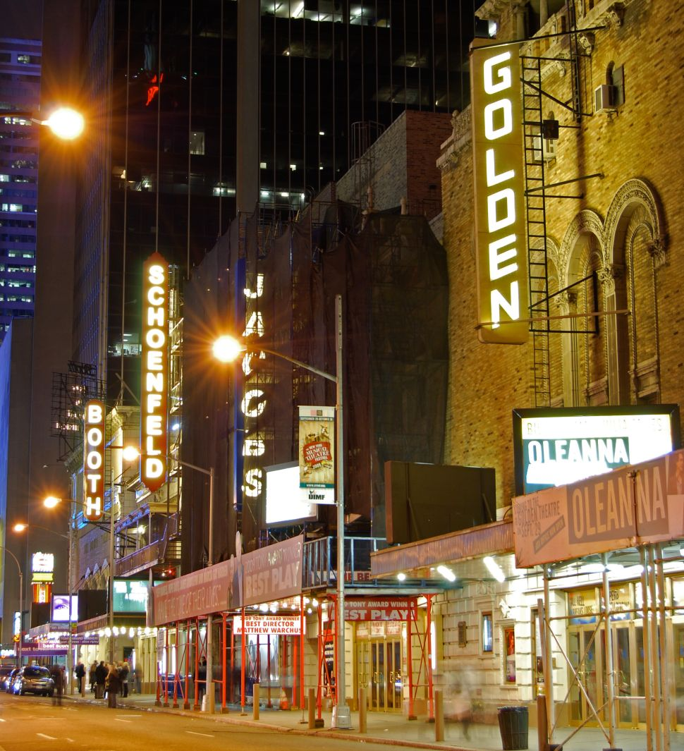 New York Times Restores Production Credits in Theater Reviews