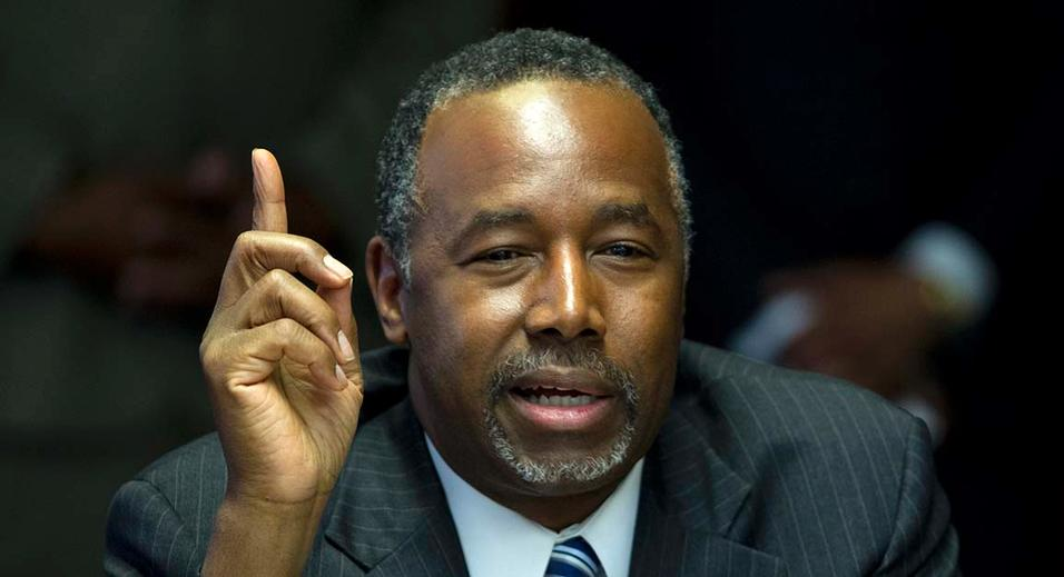 Monmouth Poll: Carson Holds 14-Pt. Lead Over Trump Among Iowa Republicans