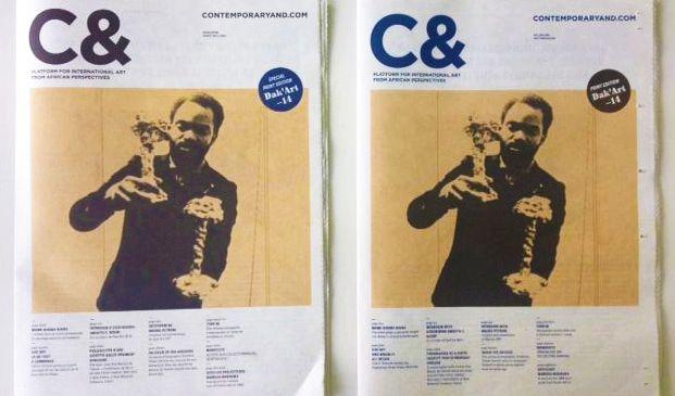 C& Magazine.