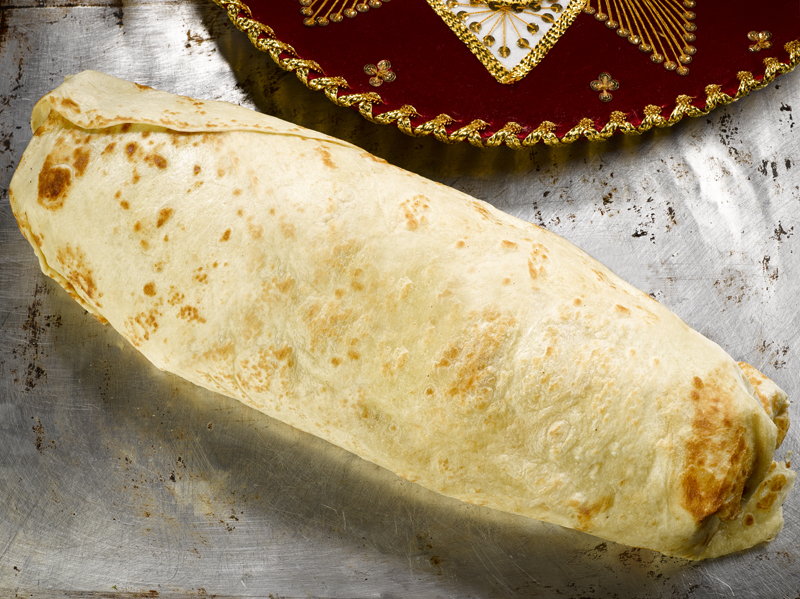Win This Restaurant's Burrito-Eating Contest and They'll Make You An Owner