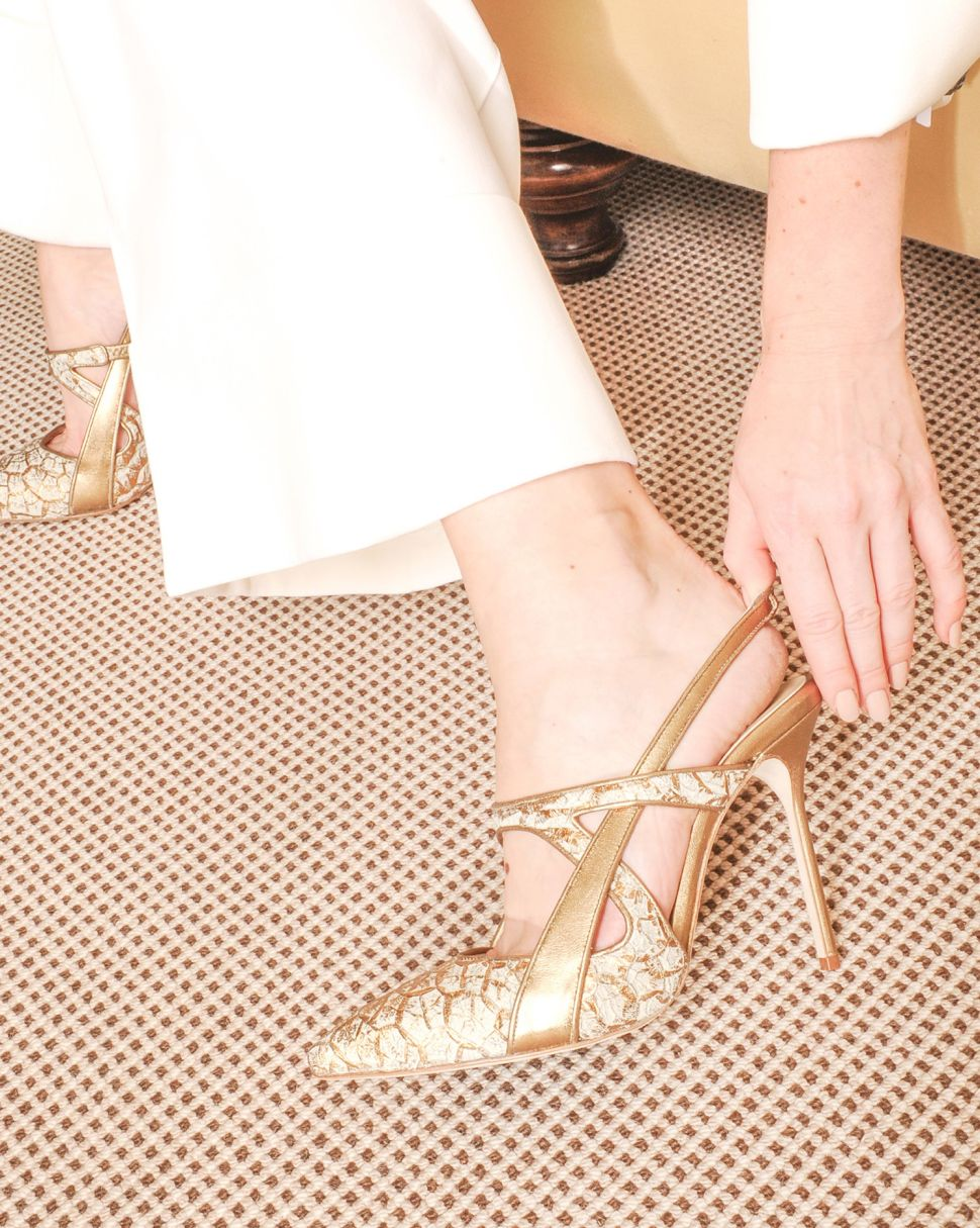 The Journey of a Sarah Flint Shoe, From Sketch to Stiletto