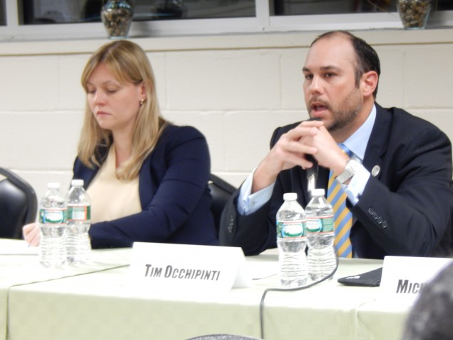 In Hoboken, Ward 1 and 4 Candidates Face Off at Debate